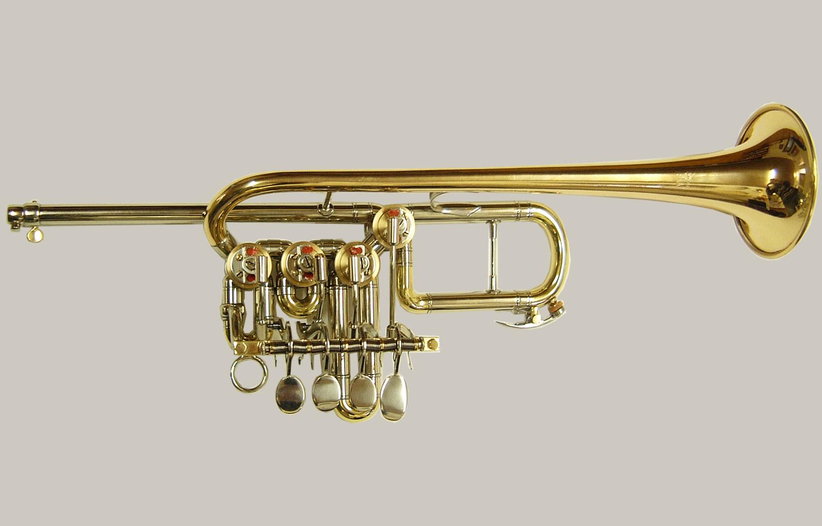 Hoch-G-trompete