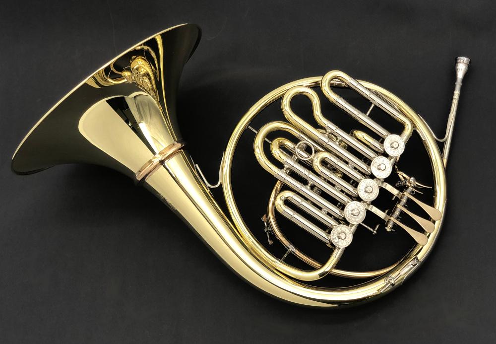 B-Horn mit C-Ventil